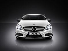 MercedesBenz A-Class, A 45 AMG, exterior