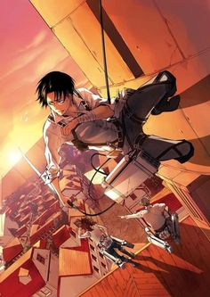 The cover of Levi's background extra, forgot what it was called...