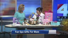 Fun spa gifts for mom | News - Home