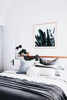 Home Interior Living Room .Home Interior Living Room Home Decor Bedroom, Cheap Home Decor, Bedroom Interior, Minimalist Bedroom, Bedroom Design, Interior Design Bedroom, House Interior, Contemporary Home Decor, Bedroom Colors
