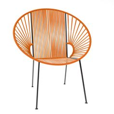 Concha Chair by Innit. Galvanized steel and vinyl. $400 retail, but $299 on touchofmodern.com .... Aug 2012