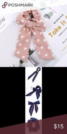 Laço de cabelo de bolinhas rosa com bolinhas • Laço de cabelo de bolinhas rosa com ...  #bolinhas #cabelo #de #laço #rosa