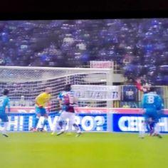 #BolognaNapoli 2-0 #Rossettini #Bologna