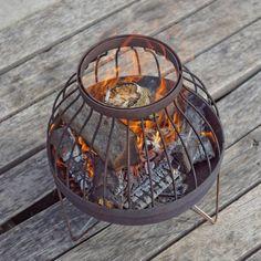 Somma Steel Fire Pit