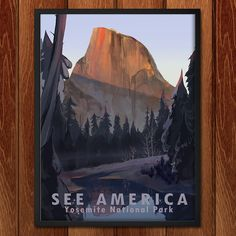 Yosemite National Park by Alyssa Winans for See America - 2
