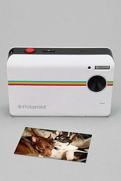 Urban Outfitters Polaroid Z2300 Instant Digital Camera