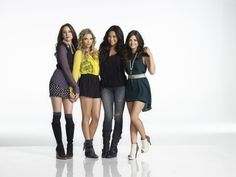 The Pretty Little Liars!