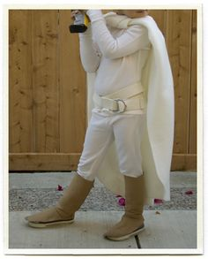 All Things With Purpose: Princess Leia Costume Inspiration