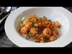 Food Wishes Video Recipes: Shrimp Etouffee – Desperate Times Call for Delicious Measures