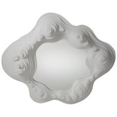 Downtown Classics Collection Plateau Mirror | From a unique collection of antique and modern wall mirrors at https://www.1stdibs.com/furniture/mirrors/wall-mirrors/