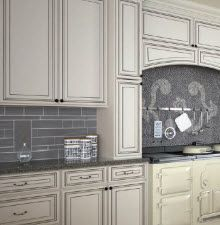 Transform Your Kitchen With Forevermark Cabinets Signature Pearl Combine  Tradition With The Feel Of Modern Luxury