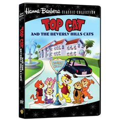 One of my favorite discoveries at Shop.WarnerArchive.com: Top Cat and the Beverly Hills Cats