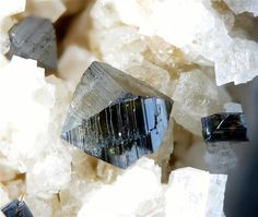 Anatase ~ Binn Valley, Wallis, Switzerland