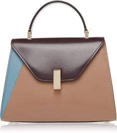 Valextra Medium Granata Iside Bag