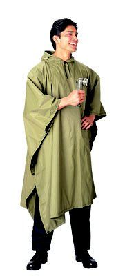 Tactical Rip-Stop Nylon Ponchos -- Barre Army/Navy Store Online Store