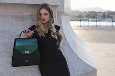#orovicafashion #hodlikannabag Every Woman, Timeless Fashion, Silhouette, Womens Fashion, Classic, Outfits, Black, Dresses, Derby