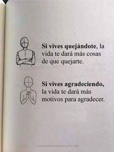 No Doy Mas, Good Vibes, Gratitude, Decir No, Notes, Math, Chill, Frases, Positive Attitude