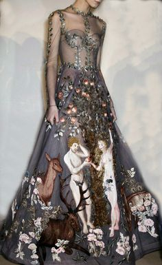 Valentino Spring 2014 - Not sure this would fit in with my lifestyle but who knows!