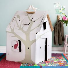 Casa Cabaña by KIDSONROOF | BelandSoph.com