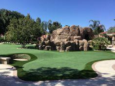3500 SF Golf Green in AZ Golf Putting Green, Backyard Putting Green, Golf Green, Maria Polo, Golf Range, Golf Day, Madrid Barcelona, Barcelona Spain, Outdoor Entertaining