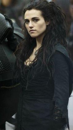 Morgana. She makes Davy Jones-like tentacle hair look good. lol