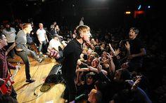 American Nightmare @ Boston's Wonderland Ballroom - December 29, 2011