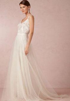 Robe de mariée pas chère : robe de mariée BHLDN 2014 - Robe de mariée pas cher: sélection de robes à moins de 500€ - aufeminin