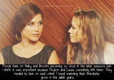 One Tree Hill Confessions