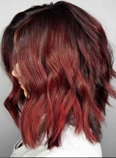 cherry cola brunette