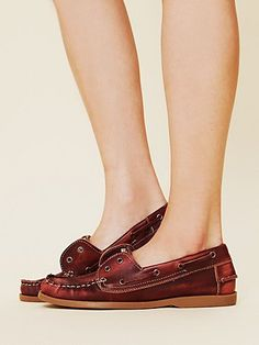 Mainland Studded Boatshoe  http://www.freepeople.com/whats-new/mainland-studded-boatshoe/