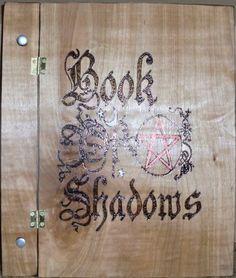 Simple Elegance Book of Shadows