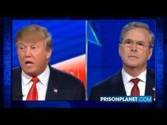 Trump Exposes Bush Bin Laden 9/11 Connection - YouTube