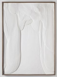 Anthony Pearson, Untitled (Plaster Positive), 2012