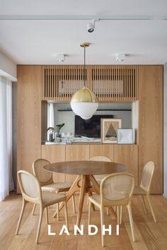 Interior Exterior, Modern Interior Design, Interior Architecture, Small Apartment Design, Apartment Interior, Home Decor Furniture, Furniture Design, Küchen Design, House Design