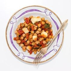 Baked Chickpeas with Paneer - Prep: 15 minutes; Cook: 1 hour and 15 minutes; Total time: 1 hour and 30 minutes.