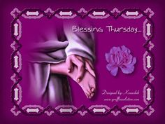 Happy Thursday Graphics | Beautiful Happy Thursday Wallpaper by Kouwshigan from www ...