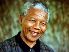"""""""I learned that courage was not the absence of fear, but the triumph over it."""" Nelson Mandela was President of South Africa from 1994 to 1999 Citation Nelson Mandela, Nelson Mandela Quotes, Courageous People, First Black President, Black Presidents, Celebrity Wallpapers, Good Heart, The Absence, What To Read"""