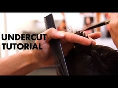 ▶ How to Give Your Kid a Cool Haircut | Undercut Haircutting Tutorial - YouTube