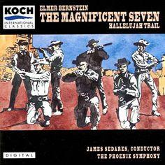He encontrado The Magnificent Seven: Main Titles And Calvera's Visit: Allegro Con Fuoco de Phoenix Symphony & James Sedares con Shazam, escúchalo: http://www.shazam.com/discover/track/82870306