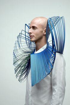 Animal inspired fashion from Camille Cortet | Yatzer