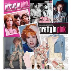 Get the LOOK:Molly Ringwald in Pretty In Pink