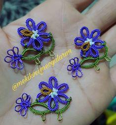 8 Martie, Crochet Bedspread, Japanese Style, Tatting, Elsa, Earrings, Beautiful, Jewelry, Fashion