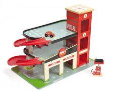Garage Rouge De Dino
