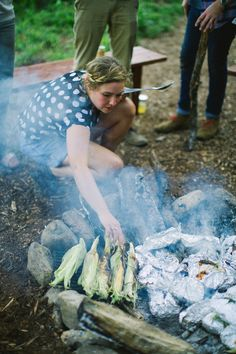 The Art of Camp Cooking.