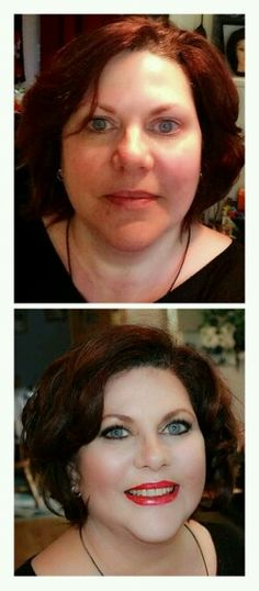 I love seeing before and after younique makeovers! All our products are naturally based, hypoallergenic and safe, animal cruelty free, and every product comes with a 14 day LOVE it I guarantee!!
