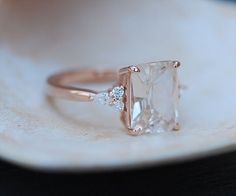 Boho Loves: The New Line of Eidelprecious Sapphire Engagement Rings. YES PLEASEEEE