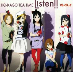 K-ON!! ED Single - Listen!! MP3 - Download K-ON!! ED Single ...