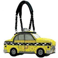 Mary Frances Handbag: Taxi
