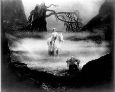 """Die Nibelungen,"" dir. Fritz Lang (1924)."