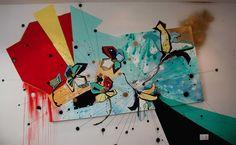 Canvas y Mural Estudio Soledad Anda